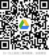 网讯互联业务微信二维码