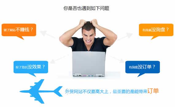 珠海外贸网站建设及外贸网站推广